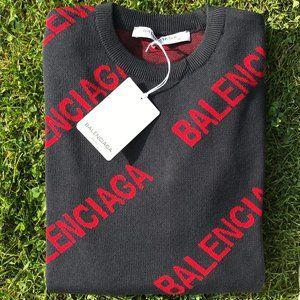 balenciaga mens sweaters new paris